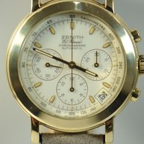 Zenith El Primero Chronograph Yellow gold 38MMmm United States of America, Georgia, Duluth