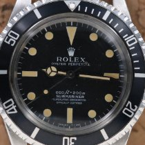 Rolex 5512 Staal Submariner (No Date) 40mm