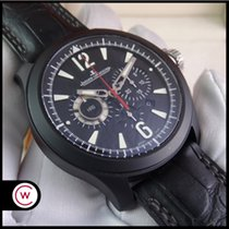 Jaeger-LeCoultre Master Compressor Chronograph Ceramic Ceramic 44mm Black No numerals