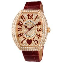 Franck Muller Heart 5002 L QZ C 6H D3 CD 2020 new