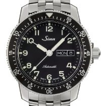 Sinn 104.010 Steel 2019 104 41mm new