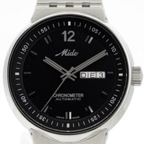 Mido Steel 41.5mm Automatic M8340 pre-owned