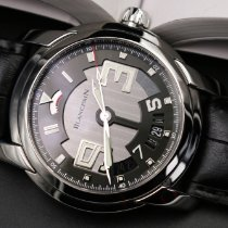 Blancpain Steel 43.5mm Automatic 8866-1134-53B pre-owned
