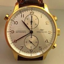 IWC Portugieser Chronograph IW3712 gebraucht