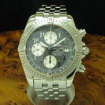 Breitling Chronomat Evolution Stahl 44mm Grau Deutschland, Elsdorf-Westermühlen