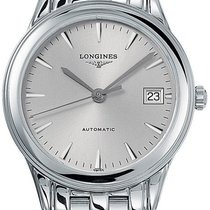 Longines Flagship Steel 36mm Silver United States of America, California, Moorpark