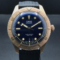 Oris Bronze 42mm Remontage automatique 01 733 7720 3185-Set LS occasion France, Paris