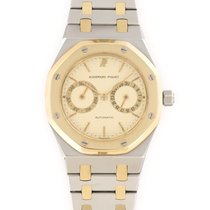Audemars Piguet Royal Oak Day-Date Gold/Steel 36mm Champagne United States of America, California, Beverly Hills