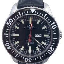 Ball Engineer Master II Skindiver Steel 40.5mm Black United States of America, Florida, Naples