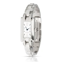 Jaeger-LeCoultre Ideale Steel 17mm White Arabic numerals United States of America, New York, New York