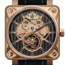 Bell & Ross 46mm Manual winding BR01-TOURB-PG/CA new United States of America, Florida, Sarasota