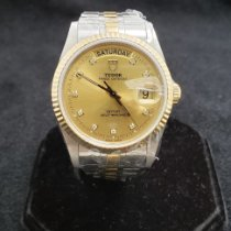 Tudor Gold/Steel 36mm Automatic 76213 pre-owned