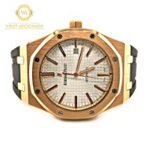 Audemars Piguet Royal Oak Selfwinding 15400or.oo.d088cr.01 2013 подержанные