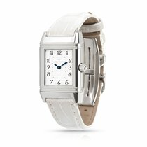 Jaeger-LeCoultre Reverso Duetto Steel 21mm Silver Arabic numerals United States of America, New York, New York