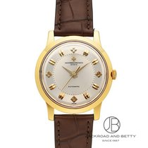 Vacheron Constantin Yellow gold 35mm Automatic 6378 pre-owned