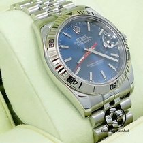 Rolex Datejust Turn-O-Graph Acero 36mm Azul
