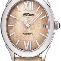 Vulcain Acero 37mm Automático 610164N70BAS415 nuevo