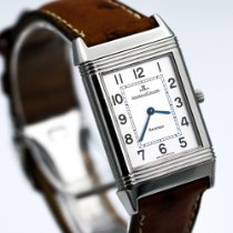Jaeger-LeCoultre 250.8.08 Steel 2000 Reverso Classique 23mm pre-owned United States of America, New Jersey, Long Branch