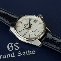 Seiko Grand Seiko Platinum 40mm White No numerals United States of America, Texas, Austin