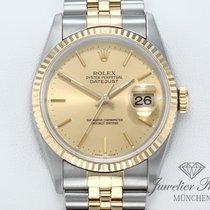 Rolex Datejust Or/Acier 36mm Or