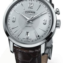 Vulcain 50s Presidents Acero 42mm