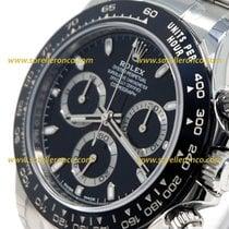 Rolex Daytona nuevo 2020 Automático Cronógrafo Reloj con estuche y documentos originales 116500LN  Rolex Daytona Black Ceramic bezel AVAILABLE NOW
