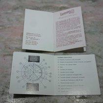 依百克 (Eberhard & Co.) vintage kit warranty and booklet gran...