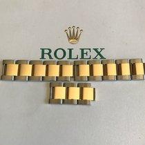 Rolex Submariner, Daytona, GMT etc. Gold/steel Link