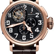 真力时 Pilot Type 20 Tourbillon