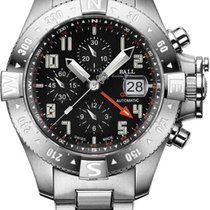 Ball Engineer Hydrocarbon Spacemaster Titanium 45mm Black United States of America, Florida, Naples