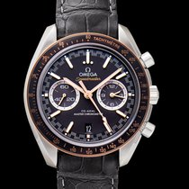 Omega Speedmaster Master Chronometer Chronograph Grey Steel/Le...
