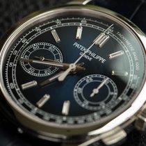 Patek Philippe 5170P - Platinum Chronograph with baguette...