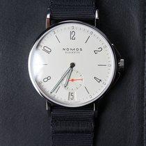 NOMOS Ahoi Datum Steel 40mm White Arabic numerals