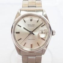 Rolex Oyster Precision Acero 34mm Sin cifras