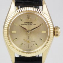 Rolex Oyster Perpetual Lady (non-date) Beautiful Sub-Seconds Dial