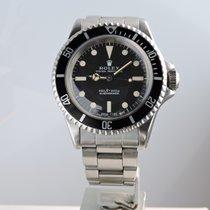 Rolex 1970 Submariner 5513 non-serif dial, kissing 4 insert