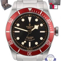 Tudor MINT  Black Bay Heritage Red 79220R Black Rose 41mm...