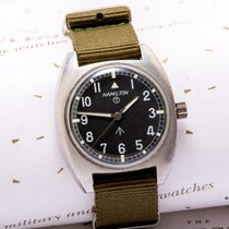 Hamilton 36mm Manual winding 1976 pre-owned