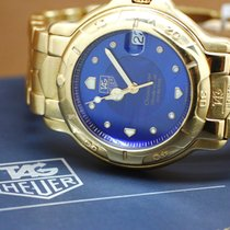 TAG Heuer pre-owned Automatic 36mm Blue Sapphire crystal