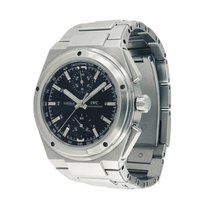 IWC Ingenieur AMG Steel 43mm Black No numerals United States of America, New York, New York