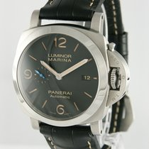 Panerai Luminor Marina 1950 3 Days Automatic usado 44mm Aço