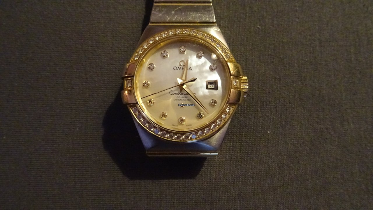 Gebrauchte omega constellation ladies ab 520 u20ac chrono24