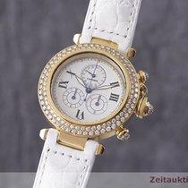 Cartier gebraucht Quarz 35.5mm Weiß Saphirglas