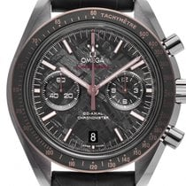 歐米茄 Speedmaster Professional Moonwatch 陶瓷 44.3mm 灰色