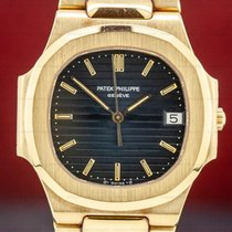 Patek Philippe Nautilus Yellow gold 32mm United States of America, Massachusetts, Boston