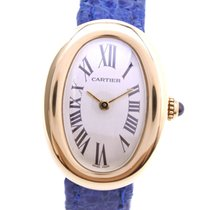 Cartier Yellow gold 31mm Quartz W1506056 pre-owned