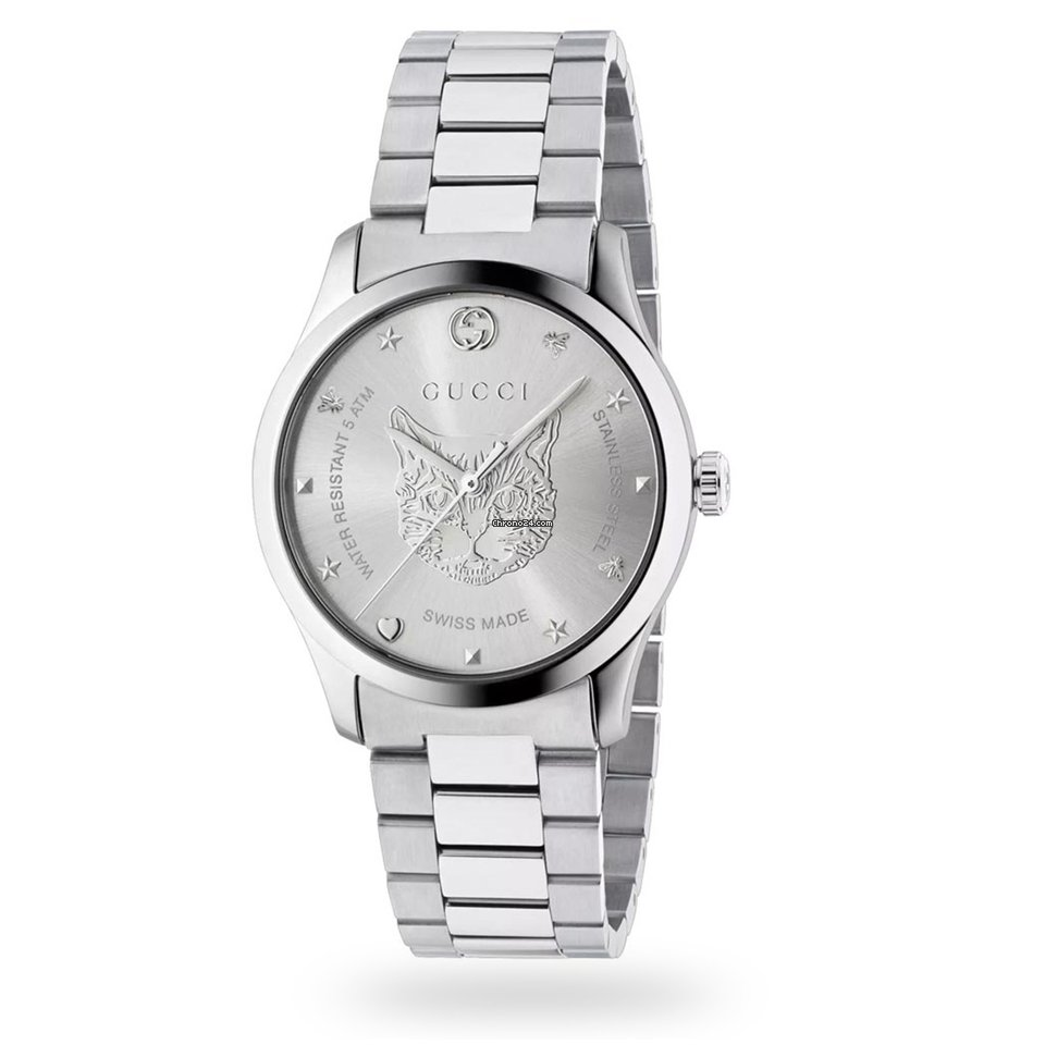 6c4b0182fae Gucci G-Timeless horloges | Gucci G-Timeless horloge kopen en vergelijken  bij Chrono24