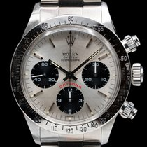 Rolex Daytona pre-owned 37mm Chronograph Date Tachymeter Steel