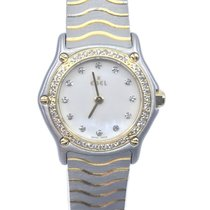 Ebel Sport Gold/Steel 25mm White No numerals United States of America, Florida, Naples