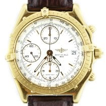 Breitling Chronomat Yellow gold Black